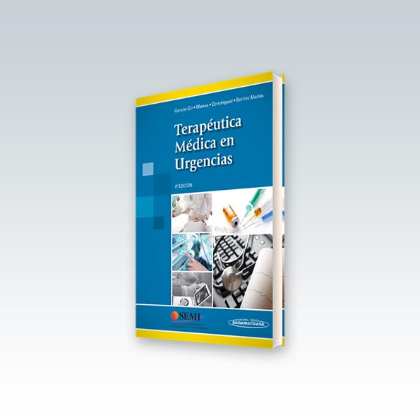 Terapéutica Médica en Urgencias. 4ª Edición - 2015
