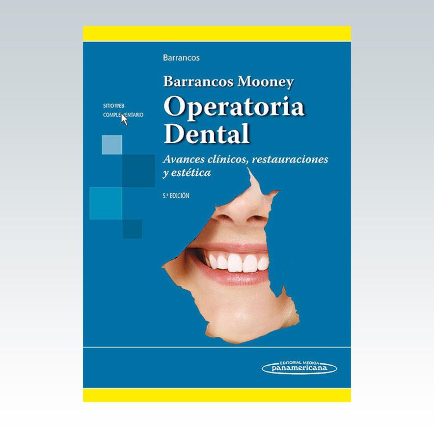Descargar libro operatoria dental barrancos pdf